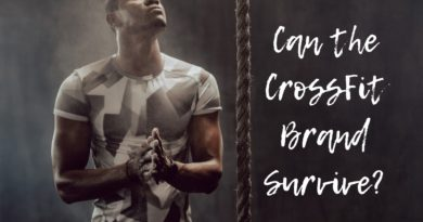 Crossfit brand survival