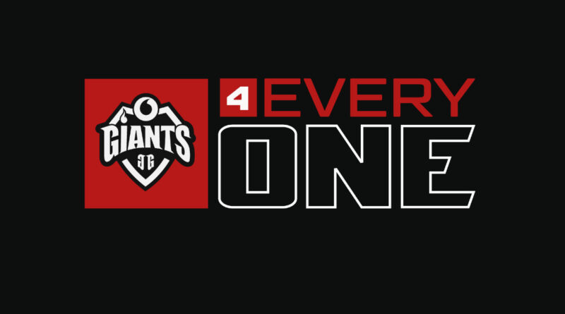 Vodafone Campaña Giants 4 Every One